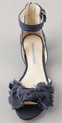 Vera Wang Leni Sandal