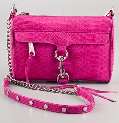 Rebecca Minkoff Mini Mac Handbag