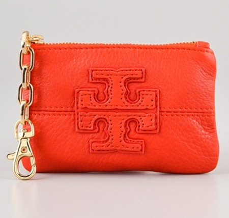 Tory Burch  Keychain Wallet
