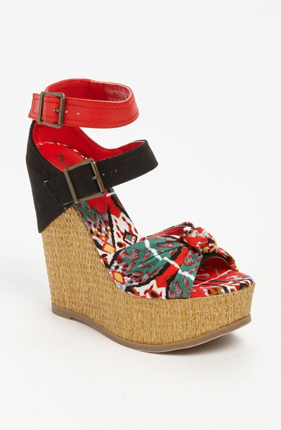 MIA Wedge Sandal