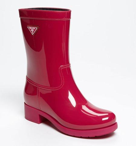Prada Rain Boot