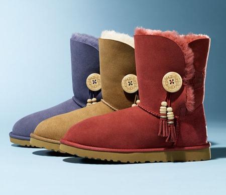 Ugg charms boot